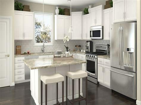 quelle couleur avec une cuisine blanche cuisine blanche et inox idées et astuces en 90 photos