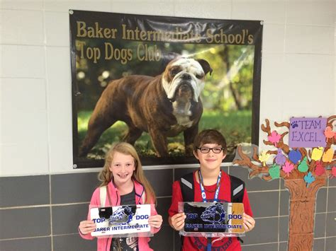 top dogs team succeed baker intermediate school