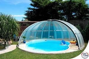 Pool Mit überdachung : rundpool berdachung preis schwimmbad und saunen ~ Michelbontemps.com Haus und Dekorationen