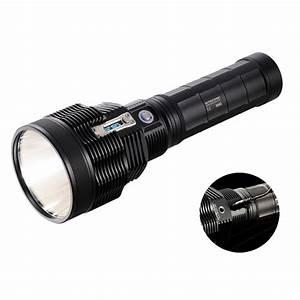 Lampe Torche Longue Portée : lampe torche nitecore tm38 1800lumens 1400 m tres de port e ~ Dailycaller-alerts.com Idées de Décoration