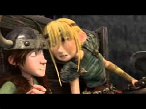 hiccup  astrid love  dead youtube
