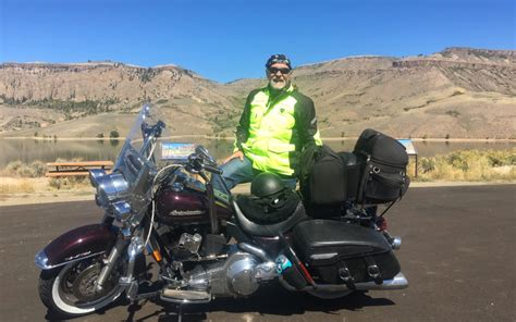 positive change  motorcycle trip   metaphor