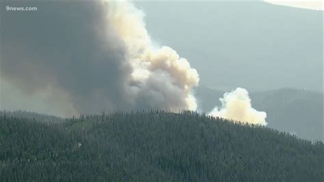 colorado wildfires  latest    major fires