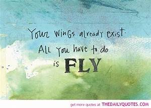 Fly Quotes And ... Short Fly Quotes