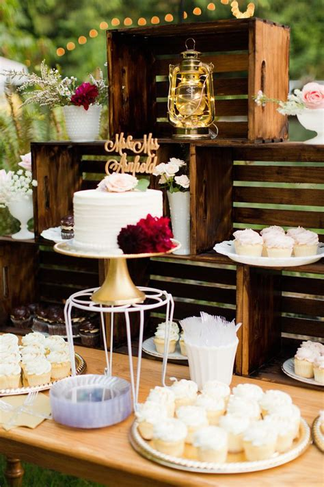 Best 25 Outdoor Dessert Table Ideas On Pinterest