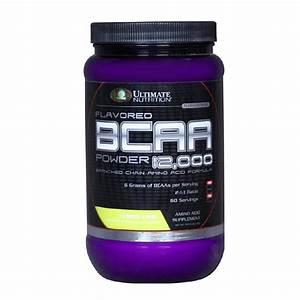 Ultimate Nutrition Bcaa Powder Lemon Lime 1lb