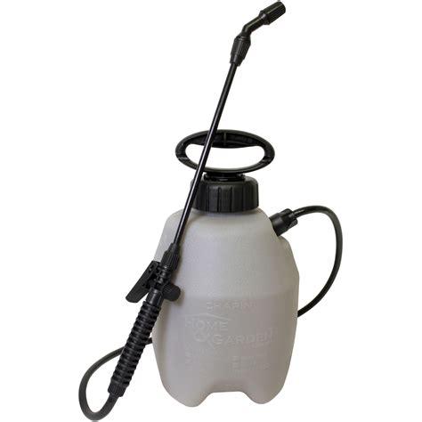garden sprayer lowes lawn and garden sprayer for fertilizer herbicides and