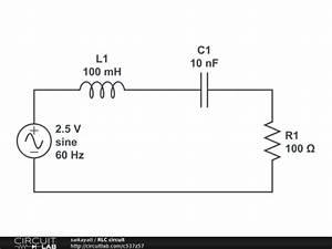 rlc circuit circuitlab With the rlc circuit pdf