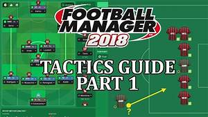 Fm18 - Tactics Guide Part 1