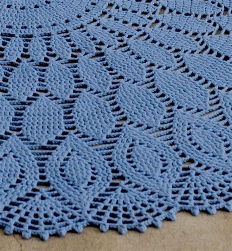 mod 232 le tapis en rosace au crochet mod 232 les tricot accessoires phildar koberce