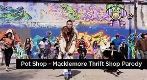Pot Shop – Macklemore Thrift Shop Parody | The Music Ninja