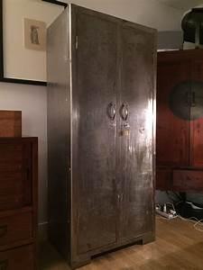 Armoire Industrielle Vintage : armoire industrielle vintage ~ Teatrodelosmanantiales.com Idées de Décoration