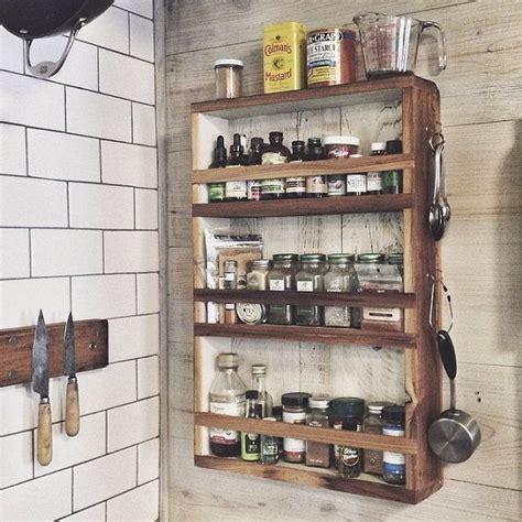 unique spice rack ideas maximizing  minimum space diy organization ideas rotating