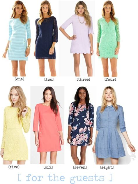 What Do I Wear To A Bridal Shower by What To Wear To A Bridal Shower