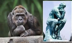 Man Sculpture Thinking Thinker Statue