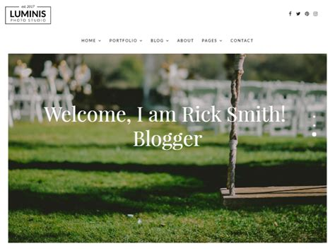 top free photography website templates top free and premium photography templates free website