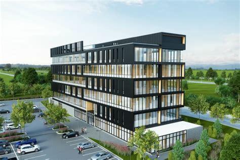 siege social la croissanterie construire des immeubles de grande hauteur en bois