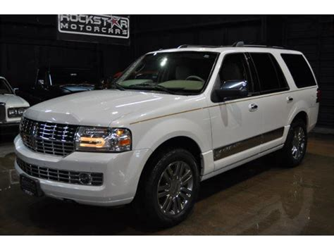 car owners manuals for sale 2009 lincoln navigator l lane departure warning 2009 lincoln navigator for sale classiccars com cc 802341
