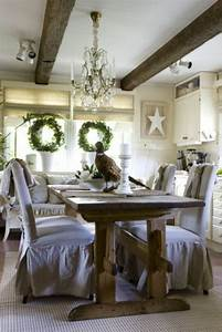 21 Cool Rustic Christmas Table Settings