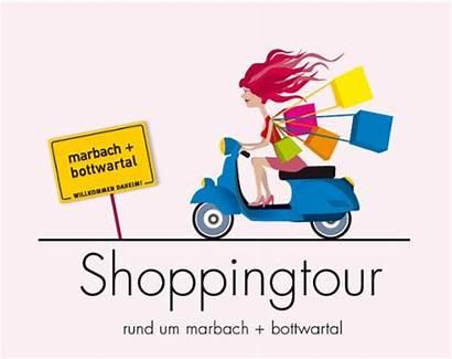 Shoppingtour Marbacher Zeitung Marbach