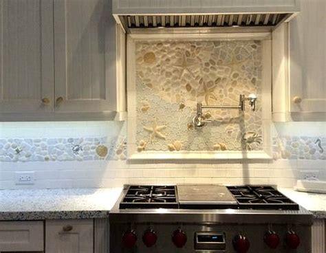 nautical kitchen backsplash coastal kitchen backsplash ideas with tiles from 1051
