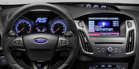 interieur ford focus rs 232 ve 2015 ford focus rs asphalte ch