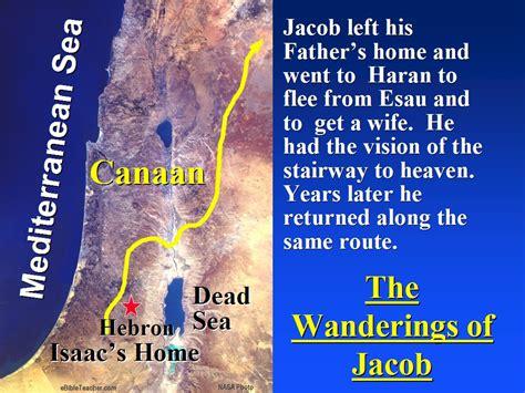 lesson jacob  ladder laban leah  rachel