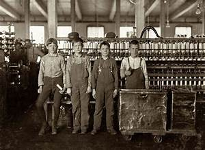 CHILD LABOR HORROR STORIES - EARLY 1900'S PICTURES - MILLS