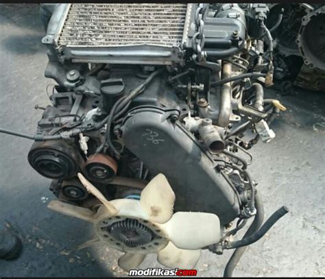 bekas pre order toyota 1kd ftv diesel turbo engine