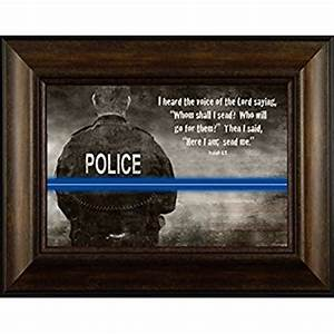 Amazon.com: A Police Officer's Prayer Wall Poster: Posters ...