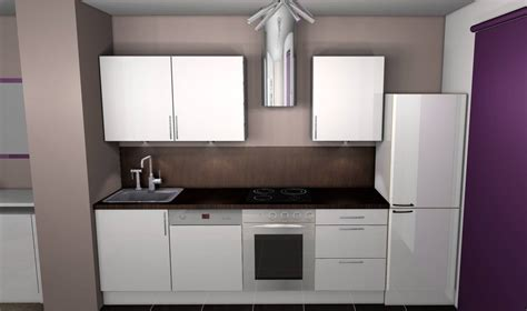 cuisine prune ikea cuisine beige et prune idées de décoration et de