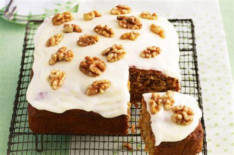carrot  walnut cake recipe tastecomau