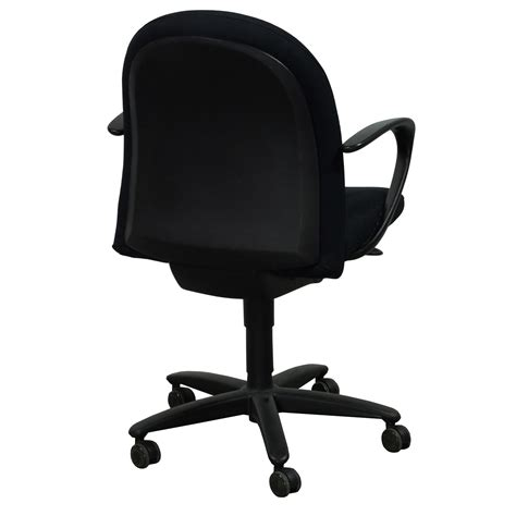 Haworth Office Chair Controls by Haworth Accolade Used Task Chair Black National Office
