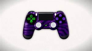 Custom Dualshock 4 Controllers