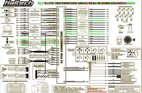 wiring in haltech 550 elite first haltech rx7club com mazda rx7