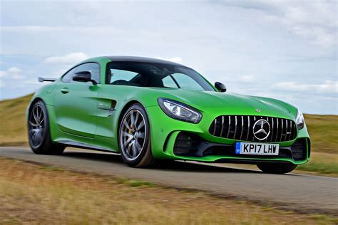 Mercedes Sl Gtr by 2017 Mercedes Amg Gt R Review Auto Express