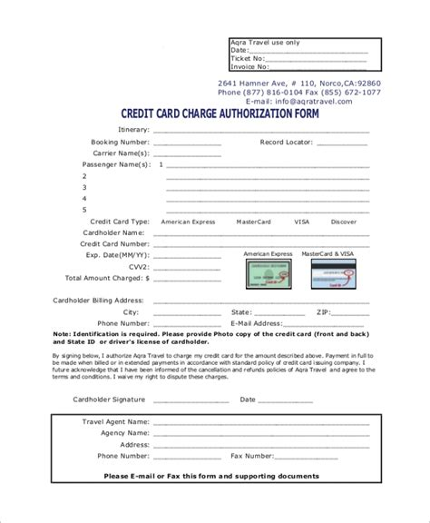 Nov 01, 2020 · subject: FREE 8+ Sample Credit Card Authorization Forms in MS Word   PDF