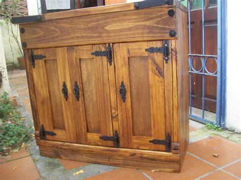 muebleaparador p comedor puertas rustico artesanal