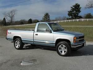 Very Nice 1989 4x4 Chevy Silverado Pick Up Truck 5 7 350 V