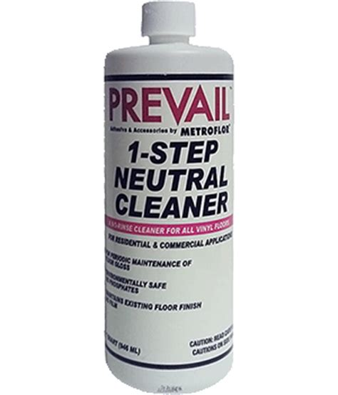 One Step Vinyl Floor Cleaner by Neutral Floor Cleaner Vinyl Tile Care
