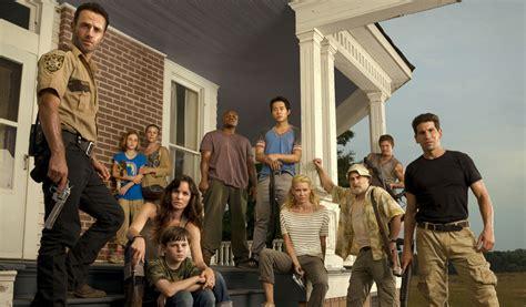 segunda temporada lista de episodios  walking dead