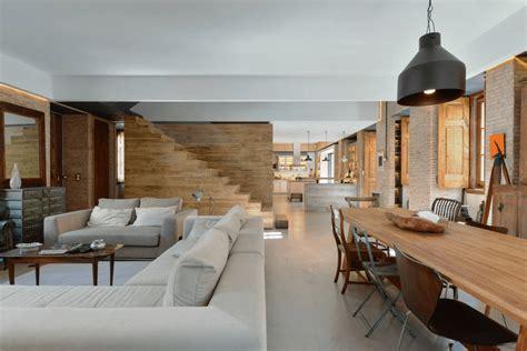 Moderne Wohnzimmereinrichtung