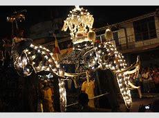 Sri Lankan Festival The Esala Perahera 2015