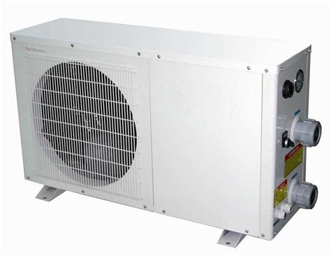 Pool Heat Pump Sold Duratech Eco12 Second Hand Swimming Pool Heat Pump