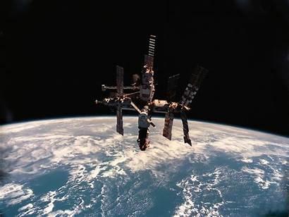 Space Mir Station Wallpapers Nasa Desktop