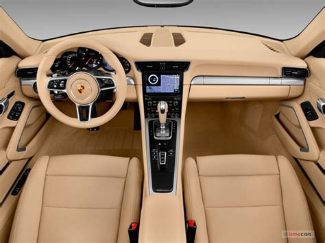 porsche carrera interior 2017 2017 porsche 911 pictures dashboard u s news world