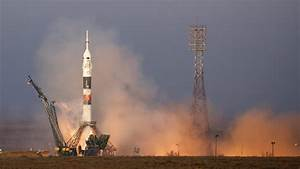 Russia Launches Soyuz Rocket - Video - NYTimes.com