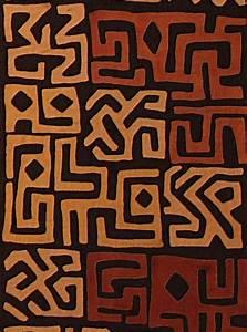 Tribal Patterns African Art from Bambuti & Kuba (Congo ...