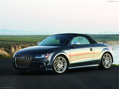 Audi Tts Coupe And Roadster 2009 Exotic Car Image 04 Of 42