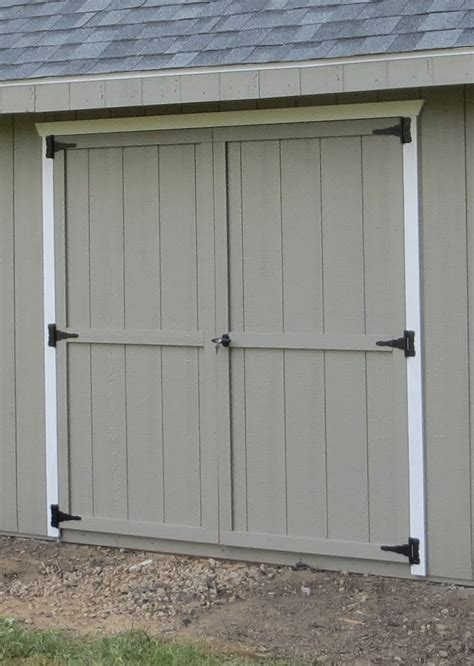 shed door wood replacement shed doors in lancaster pa we install get
